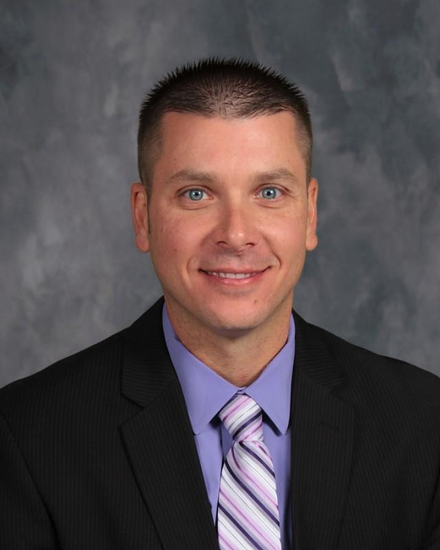 Assistant principal Joe Stanisz